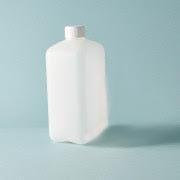 1 liter giftfri plast flaska för WPS1