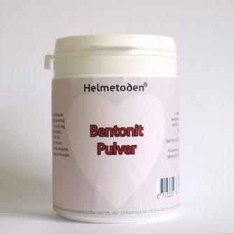 Bentonit Pulver