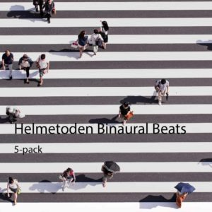 Binaural Beats 5 olika spår